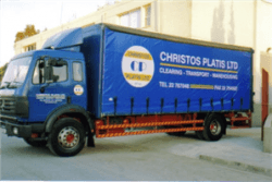 CHRISTOS PLATIS LTD